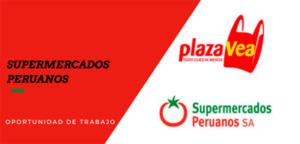 Trabajos supermercados peruanos