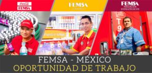 Trabajos en México