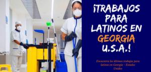 Trabajos para latinos en Georgia